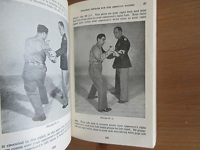 vintage 1942 US ARMY WW2 HANDBOOK HAND TO HAND COMBAT