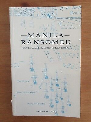 book PHILIPPINES SEVEN YEARS WAR BRITISH MANILA RANSOMED tracy
