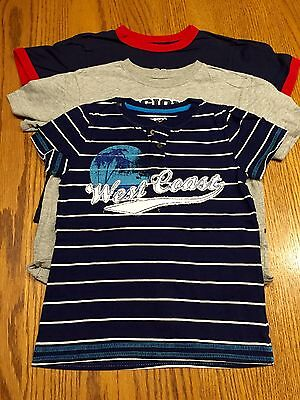 VGUC Boys THE CHILDRENS PLACE, ARIZONA Short Sleeve T-Shirt Lot Of 3~Size 5/6