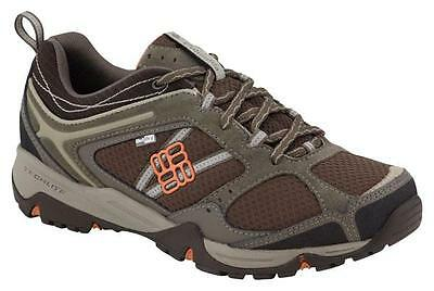 Columbia Skyway Outdry Womens Walking Hiking Shoes Us 7 Eur 38.5 24Cm