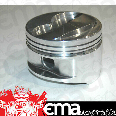 Arias Dome Top Forged Piston & Rings Ap331229 Ford 351W 4.030 Bore 3.850 Stroke