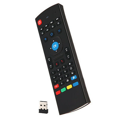 2.4G Remote Control Air Mouse Wireless Keyboard for Kodi Android Mini PC TV Box