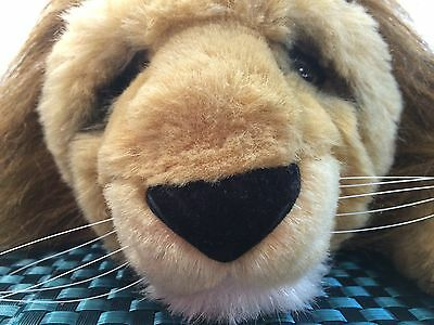 DAKIN Lou Rankin Friends Lion Plush Stuffed Animal