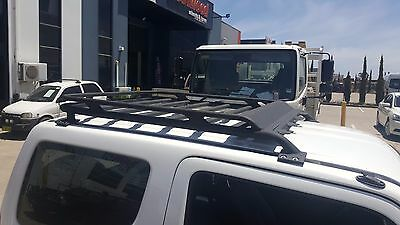 Suzuki Jimny Roof Rack Alloy Lightweight Factory Bolts Mounting 4x4 4WD Offroad