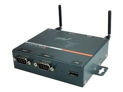 Lantronix Premierwave Xc Hspa+ - Device Server - 10Mb Lan, 100Mb Lan, Rs-232, Us