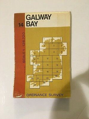 Ordnance Survey Galway Bay 1 inch to 1 mile
