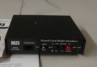 Interface MFJ-1275-M