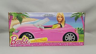 Barbie Glam Convertible BNIB
