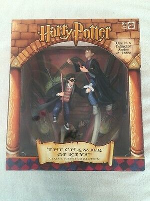 Harry Potter Classic Scenes Collection - The Chamber Of Keys 2001