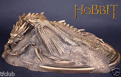 Smaug Dragon Statues Imitation Cuprum By The Lord of the Rings Hobbit
