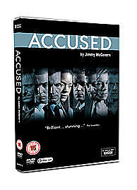 Accused (DVD, 2012, 2-Disc Set) NEW and SEALED