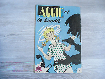 Aggie / Tome 8 / 1968 / Be+ / Spe / A Voir