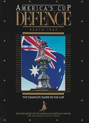 AMERICAS CUP DEFENCE 1987 AUSTRALIA - Complete Guide