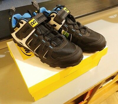 Mavic Zoya Ladies MTB Mountain Bike SPD Shoes Size 7