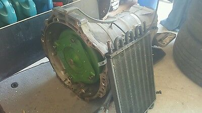 Ford BF Falcon  ZF 6 Speed Auto Automatic Transmission Gearbox gold coast