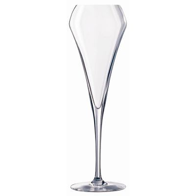 Chef & Sommelier Open Up Champagne Flutes 200ml Cocktail Wine Beer Glass Barware