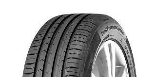 1 x 185/60R15 84H Continental Premium Contact 5 new tyre.   1856015