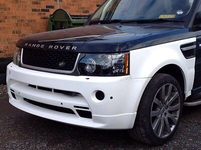 Full Range Rover Sport 2010 Autobiography Facelift Style Body kit + Grille