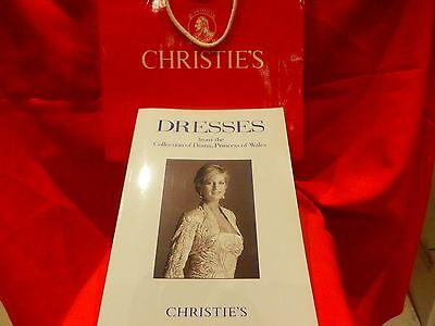 Dresses From The Collection Of Diana, Princess Of Wales Fr Christie Auction H.se