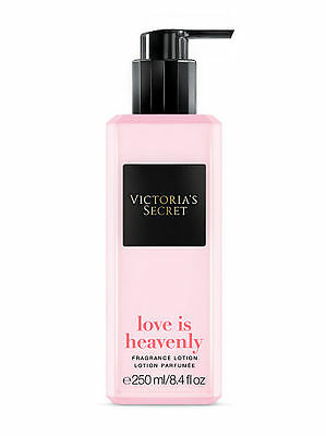 love is heavenly victoria's secret fragrance lotion 250ml