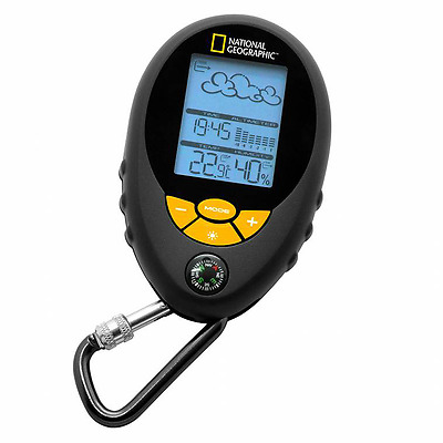 National Geographic Mobile Weatherstation