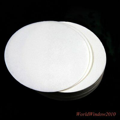 100Pcs Qualitative Analysis Filter Paper For Laboratory/Chemistry Circles