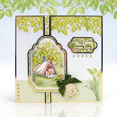HUNKYDORY- Luxury CARD MAKING Kit For  ALL  BIRTHDAY new BUNDLE) OFFER