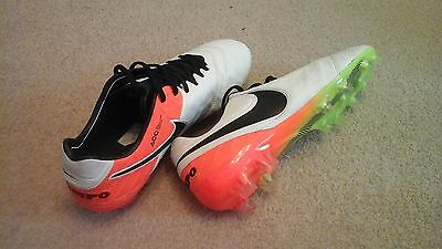 Nike football boots size 8.5