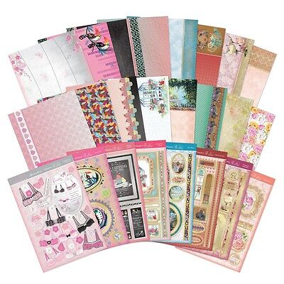 Hunkydory NEW  WOMAN - COLLECTION - Card Making MEGA KIT - LAUNCH ( 3 for 1)