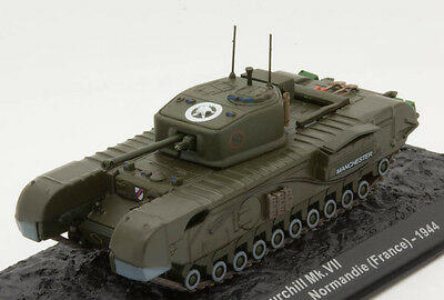 The Combat Tanks Collection (Issue 19) - CHURCHILL MK VII