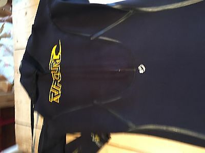 Rip Curl E Bomb 3/2mm summer wetsuit large
