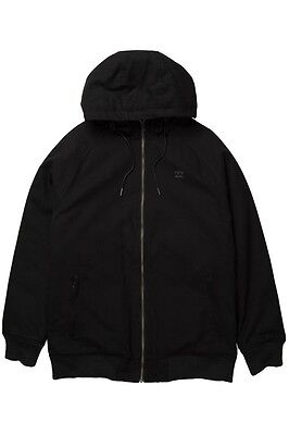 Billabong Herren Jacke ALL DAY CANVAS JACKE (Black)