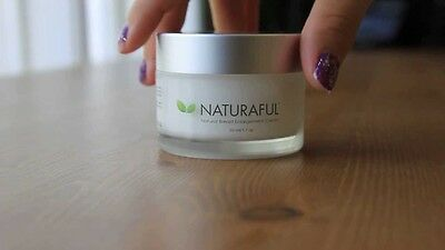 NATURAFUL - Natural Breast Enlargement Cream - 50ml - New And Sealed