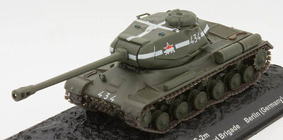 The Combat Tanks Collection  (Issue 40) - IS-2M 104TH ARMOURED REGIMENT