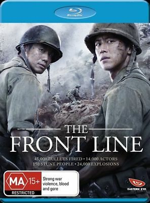 The Front Line (Blu-ray, 2012) Brand New, Genuine & Sealed  - Free Postage D39