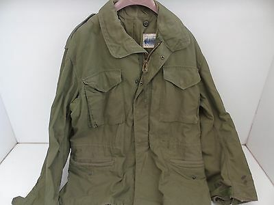 British Cold Weather Military Jacket