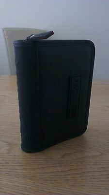 Filofax - Faux Leather Black Pocket Active Diary - New - Needs Diary - Pictures+
