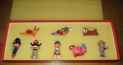 The Magic Roundabout Tournament Collection Original Figurine Set 1967