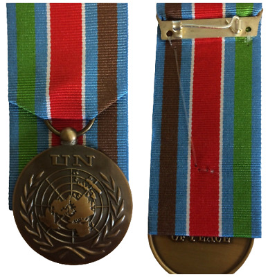 Un Bosnia Medal  Full Size Copy, Court Mounted Or Loose With Ribbon
