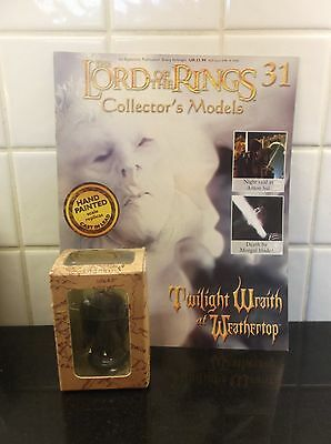 lord of the rings eaglemoss