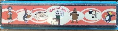 Wallace & Gromit Wrist Rest, Mic
