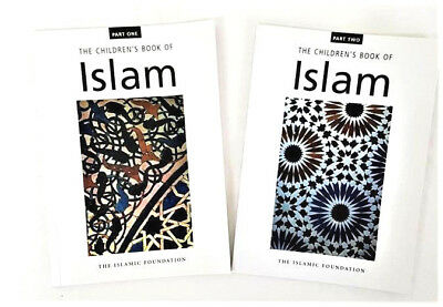 The Childrens Book of Islam - Part 1 & 2 (Paperback Kids)
