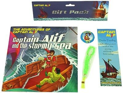 Gift Pack: Captain Alif and the Stormy Sea (Childrens Kids)