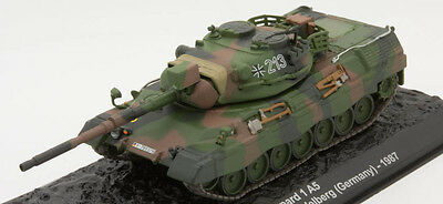 The Combat Tanks Collection (Issue 80) - LEOPARD 1 A5 PANZERBATAILLION