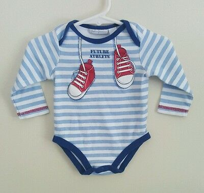 0-3 Months First Impressions Snapsuit One Piece Outfit Bodysuit Romper Converse