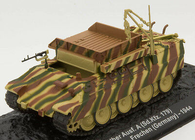 The Combat Tanks Collection (Issue 89) - BERGEPANTHER AUSF.G (SD.KFZ.179)