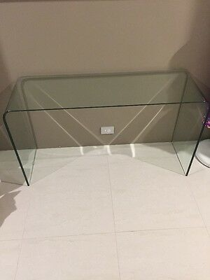 Freedom Console Glass Table