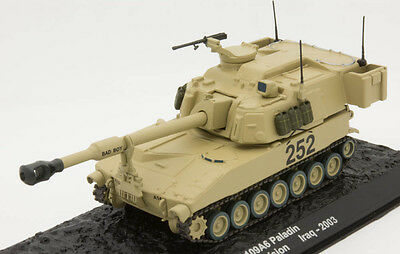 The Combat Tanks Collection (Issue 94) - M-109A6 PALADIN 4TH INFANTRY DIVISION