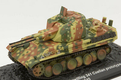 "The Combat Tanks Collection (Issue 96) - FLAKPANZER 341 ""COELIAN"" PROTOTYPE"