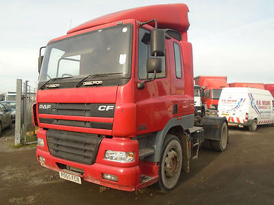 Daf Trucks Ft Cf85.430 Tractor Unit